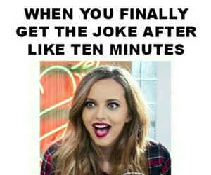funny, little mix, and jade thirlwall image