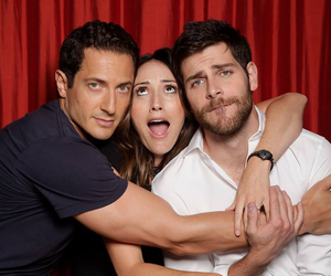 grimm, david giuntoli, and sasha roiz image