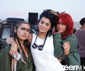 Teen Vogue and kylie jenner image