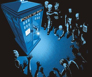 doctor who and enemy image