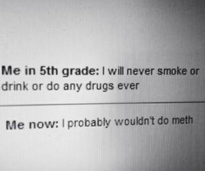 drugs, grunge, and smoke image
