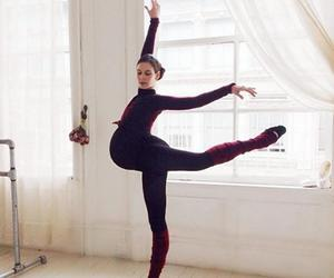 ballet, dance, and baby image