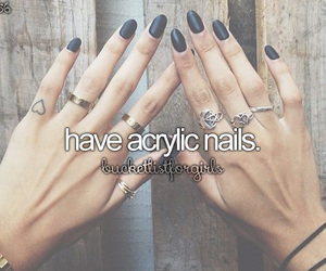 nails and bucket list image
