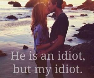 boyfriend, couple, and he image