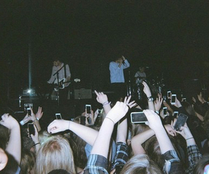 grunge, band, and concert image