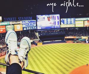 baseball and nyc image