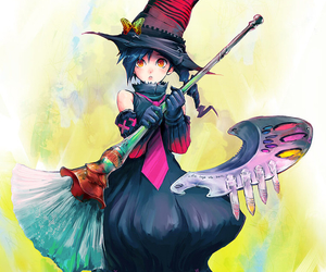 anime and witch image