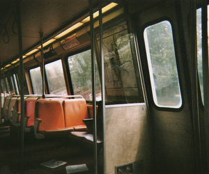 train, vintage, and photography image