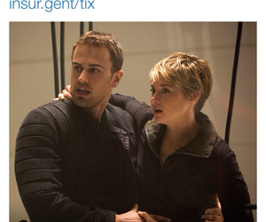 Shailene Woodley, insurgent, and divergent image
