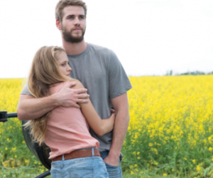 liam hemsworth and teresa palmer image