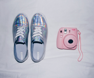 colors, instax, and pink image