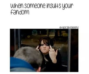 fandom, harry potter, and Jennifer Lawrence image