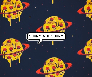 wallpaper and pizza image