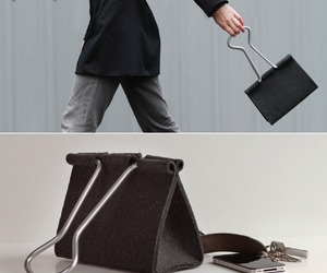 bags, clip, and design image
