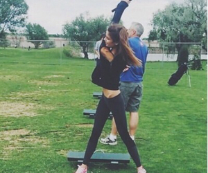 golf and taylor marie hill image