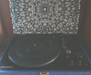 blue, grunge, and music image
