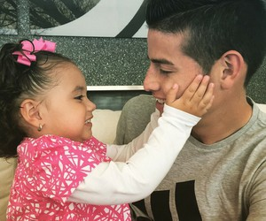 james rodriguez and salome image