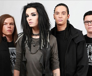band, bill kaulitz, and tokio hotel image