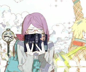 tokyo ghoul, rize, and anime image