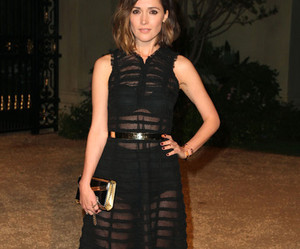 Burberry and rose byrne image