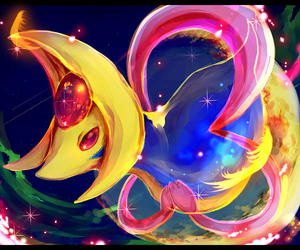 pokemon and cresselia image