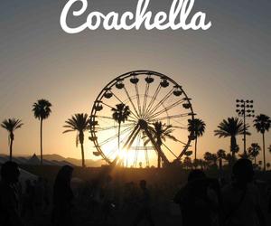 coachella, love, and music image