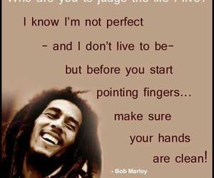 bob marley, clean, and life image