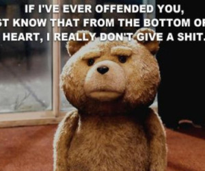 TED, funny, and quote image