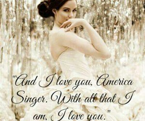books, the one, and america singer image