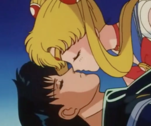 sailor moon, anime, and tuxedo mask image