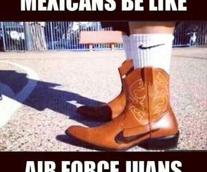 air force, joke, and Juan image