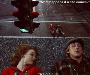 the notebook, movie, and funny image