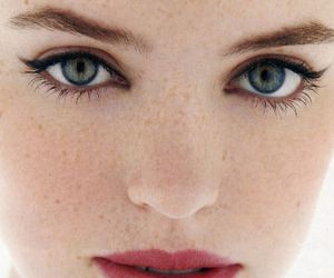freckles, beauty, and face image