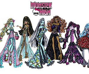monster high and hayden williams image