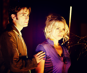 david tennant, doctor who, and tenth image