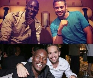 paul walker, tyrese gibson, and cody walker image