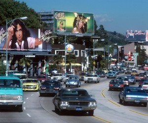 cher and sunset strip image