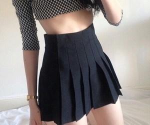 tennis skirt image