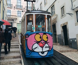 europe, street art, and travel image