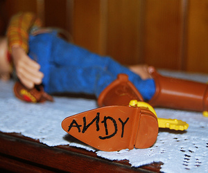 toy story, andy, and photography image