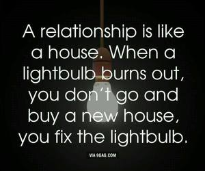 Relationship, love, and quote image