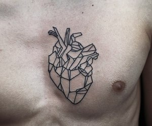 beautiful, boy, and heart image