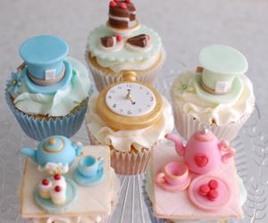 cake, chocolate, and fairytale image