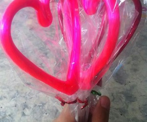 candies, heart, and sweet tooth image