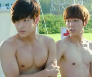 lee hyun woo, kang ha neul, and to the beautifull you image