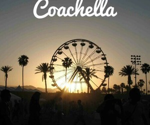 coachella, love, and music image