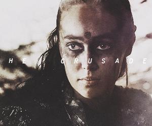 beautiful, quote, and lexa image