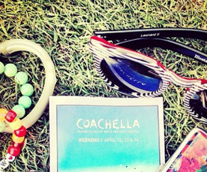 :), bracelets, and coachella image