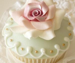 cupcake, pastel, and cute image