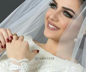 wedding, bride, and عرس image